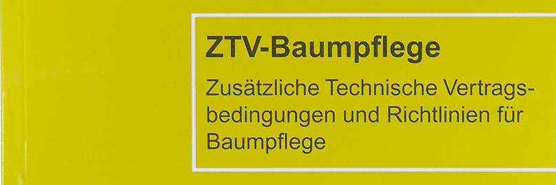 Schnittzeitempfehlung in der ZTV – Änderungsvorschlag