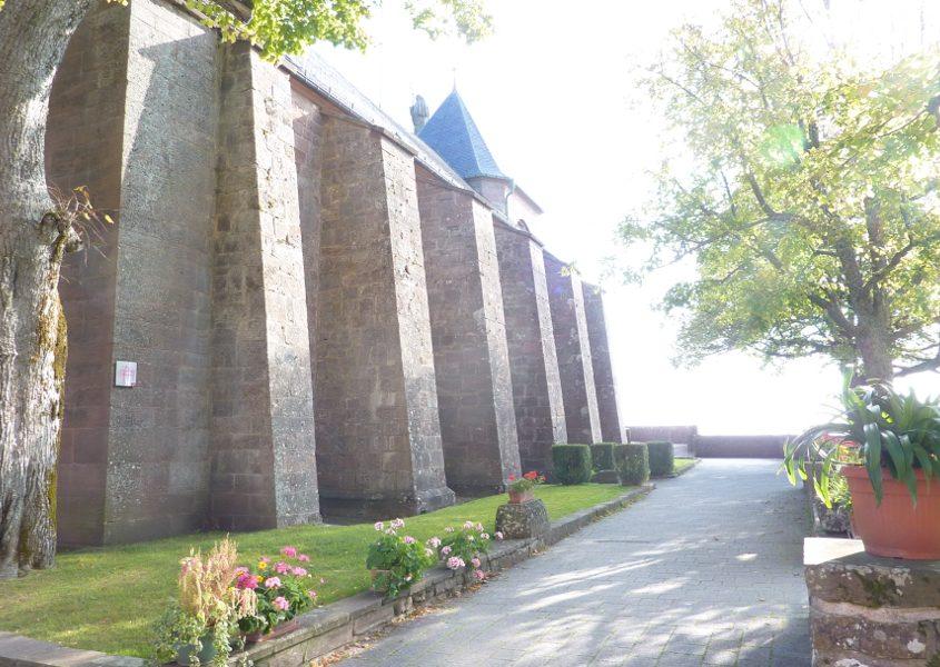 Linden vom Mont Saint Odile