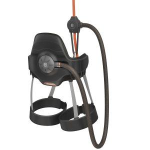 Modelhafter Darstellung eines elektrischen Klettergurtes