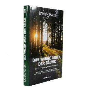 """Buchcover des Buches """"Das wahre Leben der Bäume"""""""