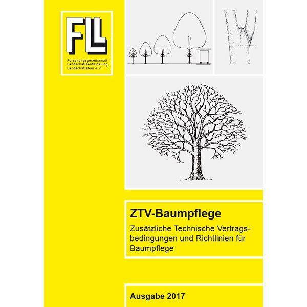 Die neue ZTV-Baumpflege - Grundlagen und Änderungen