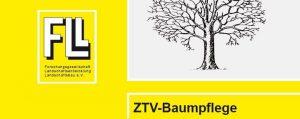 Cover der ZTV Baumpflege
