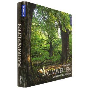 Buchcover: Baumwelten und ihre Geschichten von Conrad Amber
