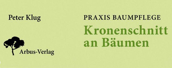 Cover des Buches Kronenschnitt an Bäumen