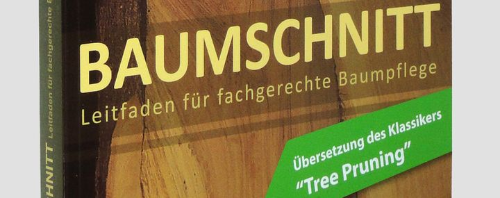 """Cover des Buches """"Baumschnitt: Leitfaden für fachgerechte Baumpflege"""" von Alex Shigo"""