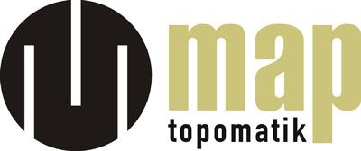 Logo map topomatik