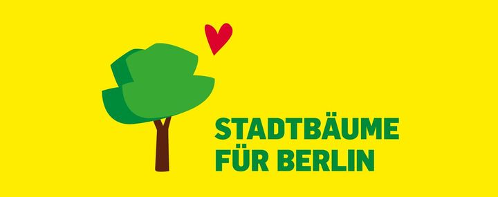 Logo der Kampagne Stadtbäume für Berlin