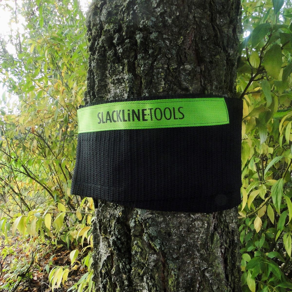 Verursachen Slacklines Schäden an Bäumen?