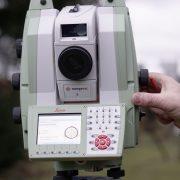 Foto eines Scanners
