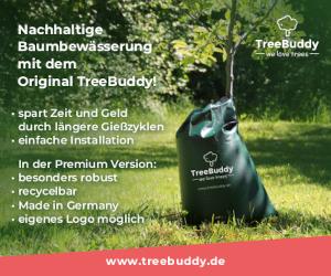 TreeBuddy Baumbewässerung